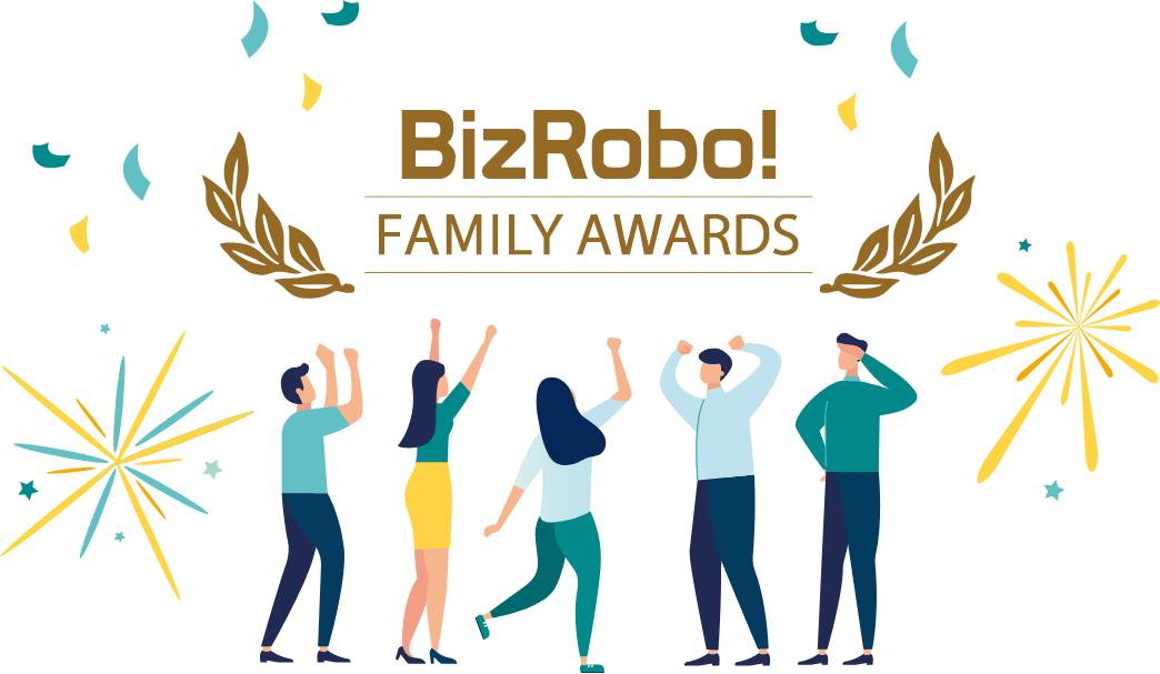BizRobo! Family Awards