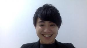 藤崎さんの笑顔