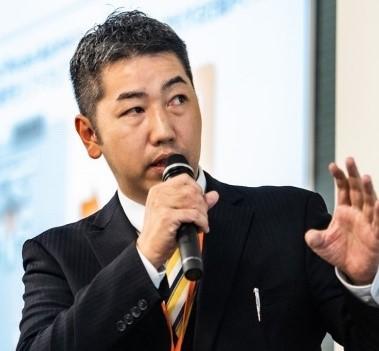 株式会社システナ 飯沢氏